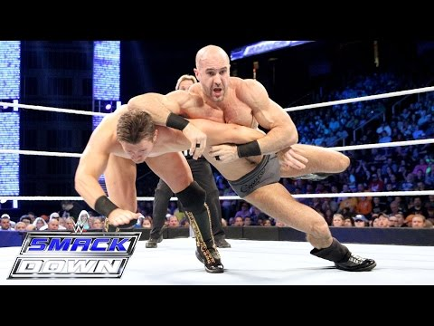 Cesaro Vs. The Miz: SmackDown – 19. November 2015