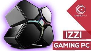 Der KRASSE GAMING PC vom Youtuber IZZI - ist er gut? | RTX 2080 Build? #KreativeFragen 37