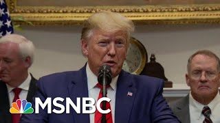 Trump's Bizarre Reason For Abandoning The Kurds In Syria | Hardball | MSNBC