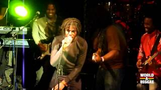 Chronixx Live - Odd Ras (Dancehall Medley) @ U-Club, Wuppertal Germany April 13, 2013