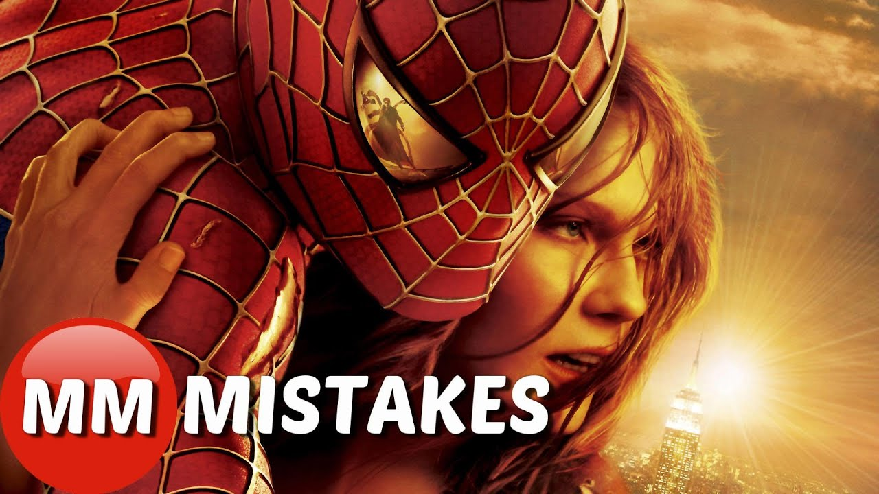 Spiderman 2 2004 Movie Mistakes Spiderman 2 Movie