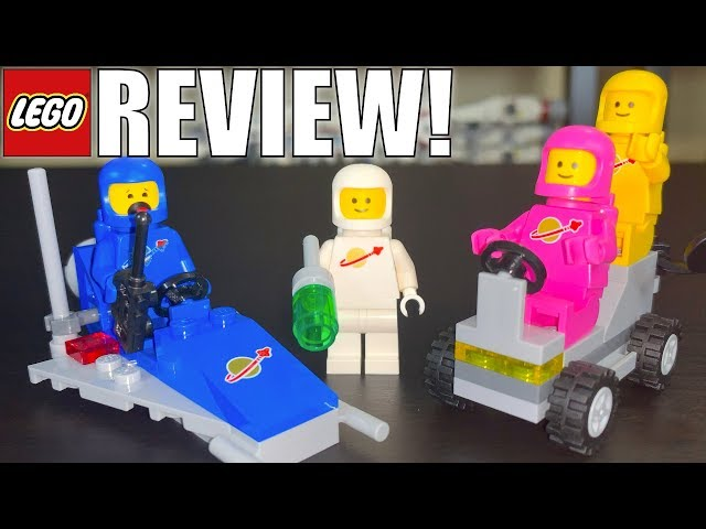 The BEST LEGO Movie 2 Set? BENNY'S SPACE SQUAD REVIEW! Set 70841!