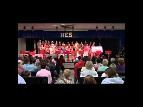 Hernando Elementary's Holiday Concert