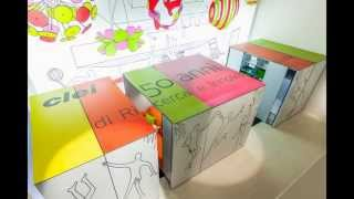 CLEI - ELASTIC LIVING CONCEPT AT MILAN FURNITURE FAIR 2013 Thumbnail