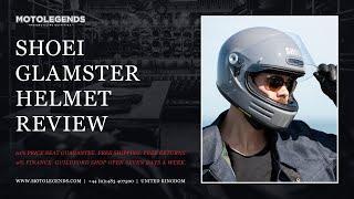 Shoei Glamster helmet review