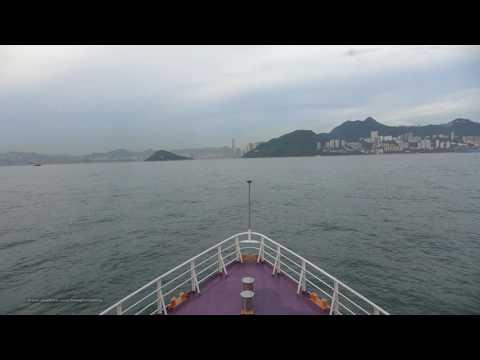 Ferry Ride ( Cheung Chau → Central Pier no.5)