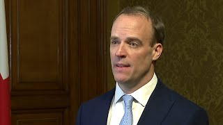 video: Dominic Raab: The 'ambitious' former lawyer who has the same lunch from Pret every day