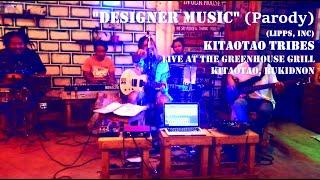 """""""Designer Music"""" - Kitaotao Tribes (parody)"""