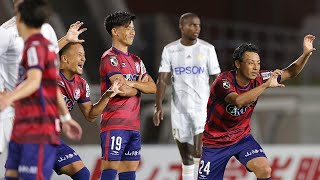 ファジアーノ岡山vs松本山雅FC J2リーグ 第16節