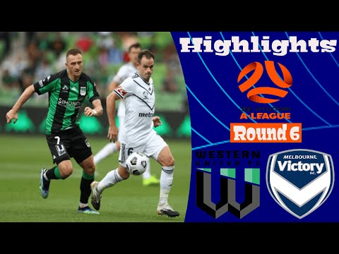Western United Melbourne Victory Goals And Highlights