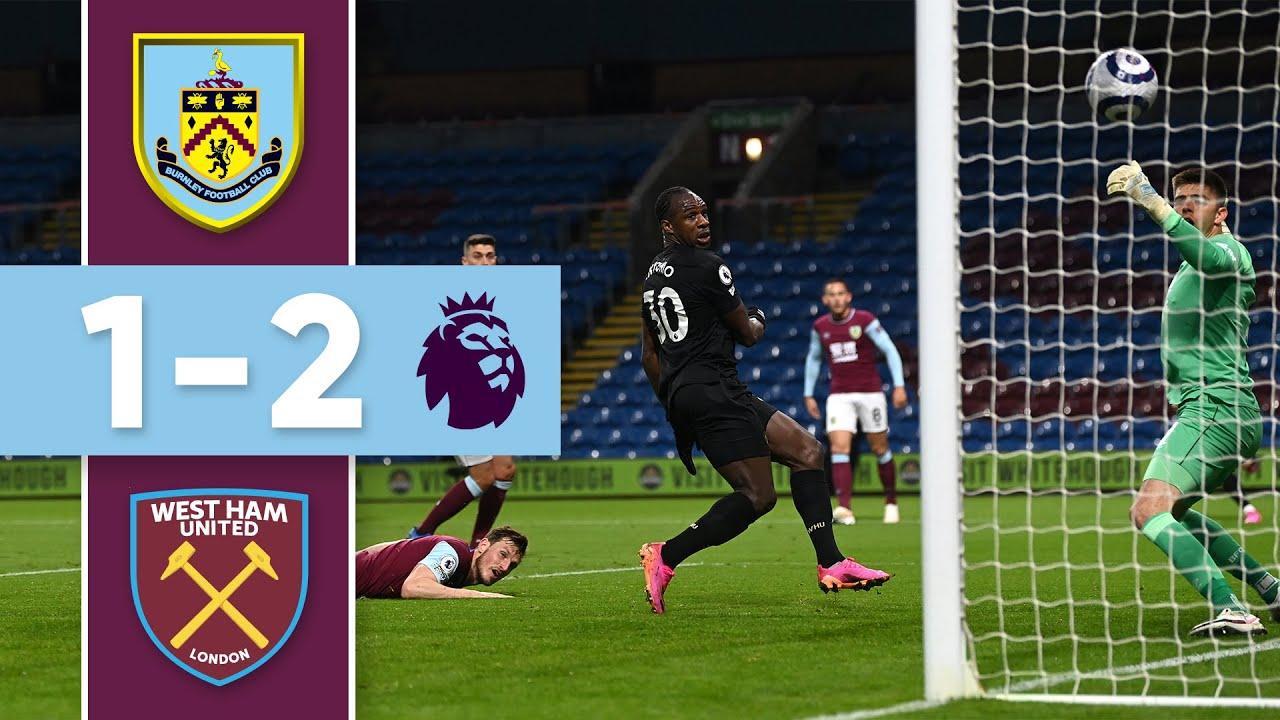 Download ANTONIO DOUBLE   Burnley v West Ham   Premier League