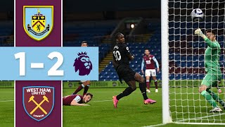 ANTONIO DOUBLE | Burnley v West Ham | Premier League