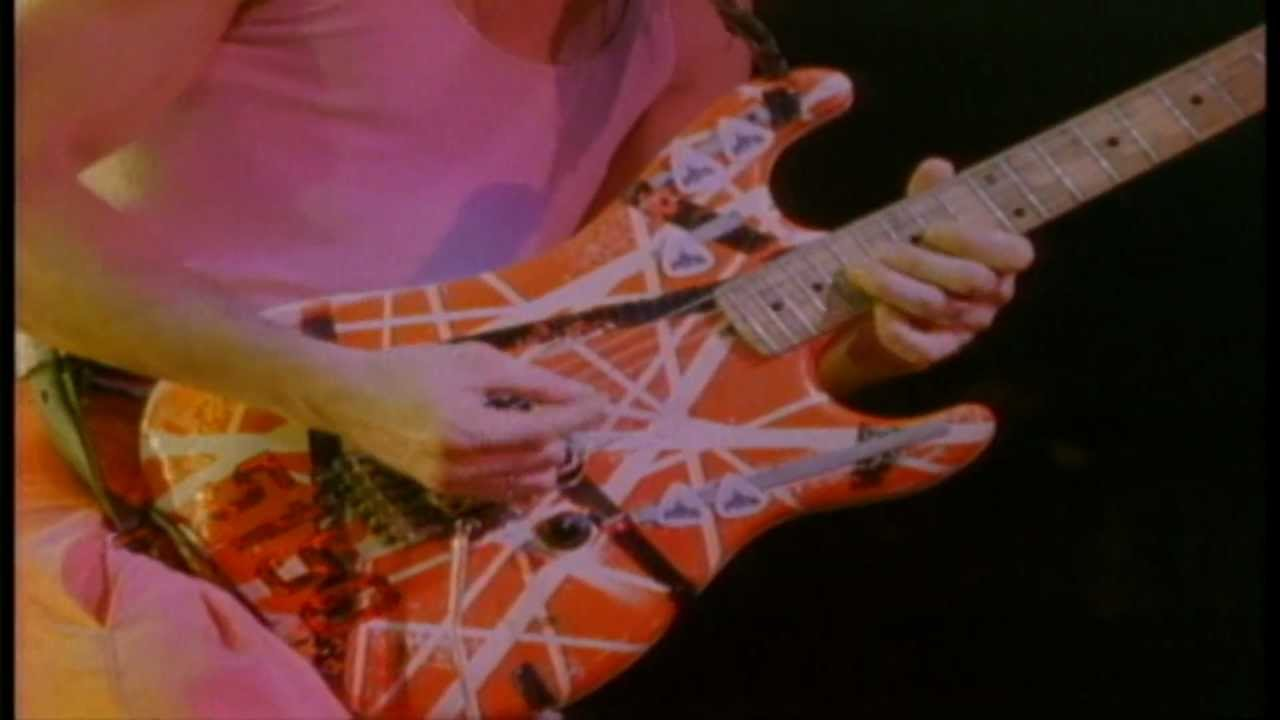 Remembering Eddie Van Halen The Mythical Guitar God Who Made It Look Easy The Ringer