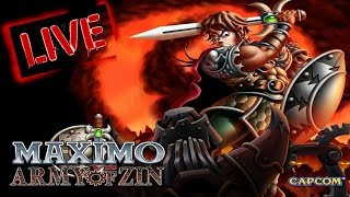 MAXIMO VS ARMY OF ZIN: PRIMEIRA VEZ AO VIVO - PS2