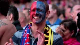 Crystal Palace Championship Play-Off Final 2013 - Feature Video