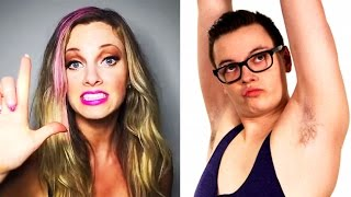 Nicole Arbour vs Steven Suptic | Most Offensive Youtuber