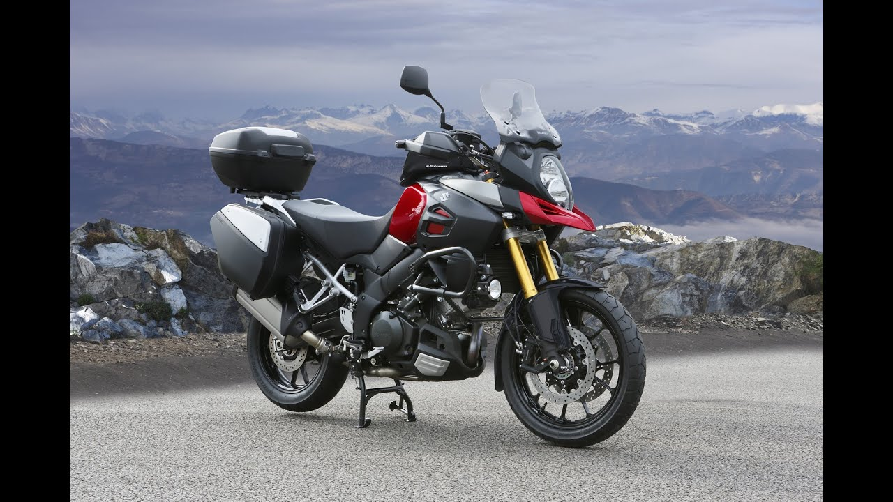 review of the 2015 suzuki v strom 1000 from argyll. Black Bedroom Furniture Sets. Home Design Ideas