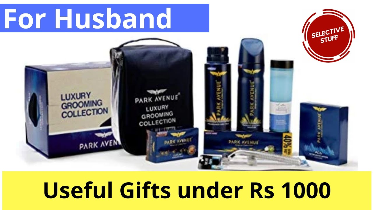 15 Useful Birthday Gifts For Husband Under Rs 1000