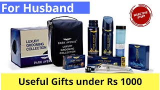 15 Useful Birthday Gifts For Husband Under Rs. 1000 | Latest 2019 | Available Online In India