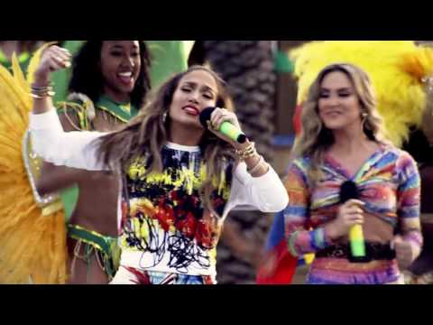 We Are One Ole Ola The Official 2014 FIFA World Cup Song Olodum Mix 1