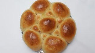 সুইট ব্রেড তৈরির সহজ রেসিপি//sweet Bread recipe//Bread recipe//bun recipe