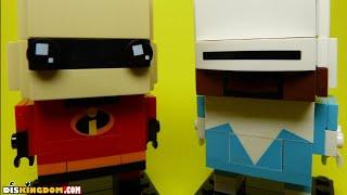 LEGO Brickheadz Mr Incredible & Frozone Review