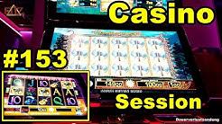 Casino Session #153 - Weiter Gas geben auf hohen Einsätzen | ENZ Merkur & Novoline