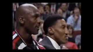 Kobe vs  MJ (December 17, 1997)