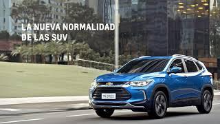 Nueva Chevrolet Tracker | Una nueva normalidad entre las SUV.