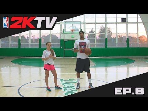 NBA 2KTV S2. Ep. 6 - Anthony Davis Talks Playing 2K16 Against James Harden