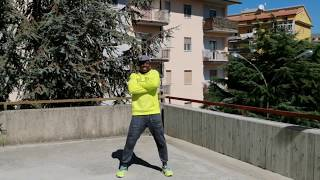 Marc Anthony, Will Smith, Bad Bunny - Está Rico ZUMBA choreography