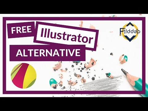 The powerful FREE alternative to Adobe Illustrator that works in the CLO...