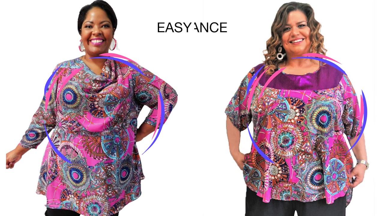 0cca5ec4f0f Myles Ahead Plus Size Clothing - YouTube