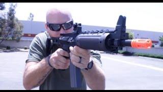 A&K LR300 Short Airsoft Electric Gun AEG - Thor