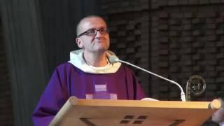 o. Paweł Kozacki OP - homilia podczas pogrzebu śp. o. Witolda Słabiga OP