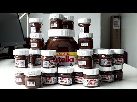 Nutella, Chips, Cola: Was bringen die Mini-Packungen?