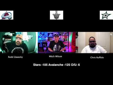 Colorado Avalanche vs Dallas Stars 9/2/20 NHL Pick and Prediction Stanley Cup Playoffs