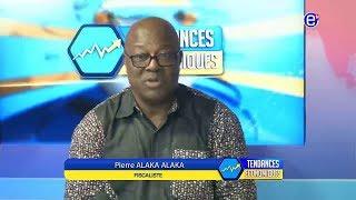 TENDANCE ÉCONOMIQUE(INVITÉ:PIERRE ALAKA ALAKA)DU VENDREDI 06 SEPTEMBRE 2019 - ÉQUINOXE TV