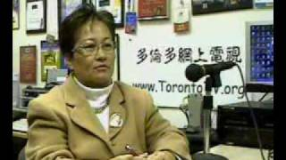 20100112, Education Insight, 教育透視,  Martina Wong, interview