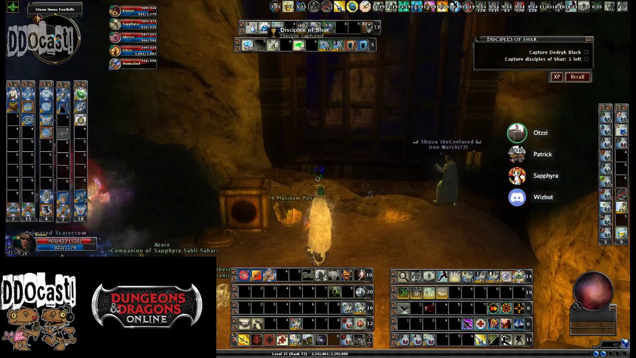 DDOcast – A DDO Podcast!