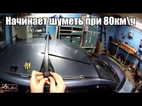 Багажник на крышу Люкс Распаковка yстановка AutoGarage