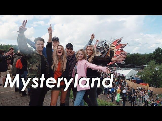 Mysteryland 2018: mijn eerste keer! ♦ Iris Huijkman