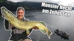 Endlich!! - MONSTER Hecht beim Schleppen // Angeln am Zeller See