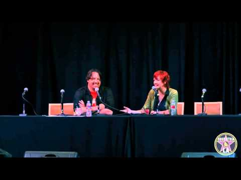 EQLA 2015: An Interview with Lauren Faust featuring M.A. Larson