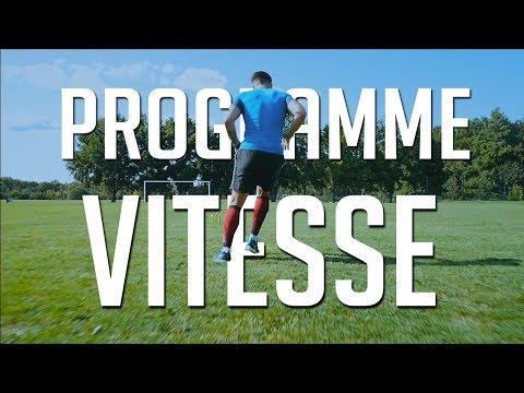 PROGRAMME VITESSE POUR FOOTBALLEUR | SPEED EVOLUTION