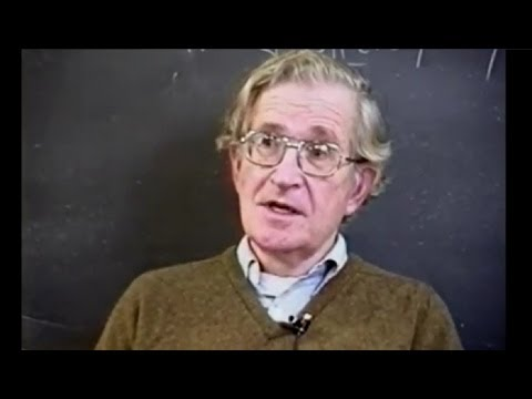 Noam Chomsky on the Mondragon cooperatives and Workers' Councils