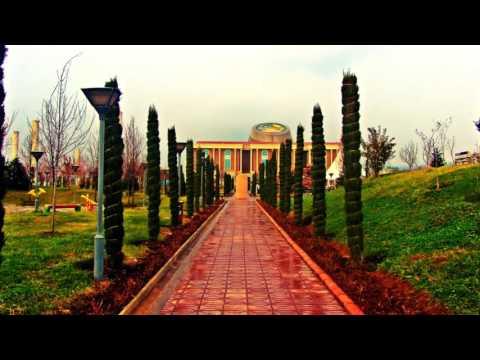 Dushanbe - Capital of Tajikistan (1080pHD)