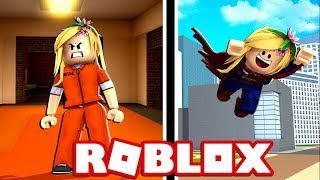 É PEQUENA KELLY BOM OU MAL? | Roblox-Mad City w/Little Kelly