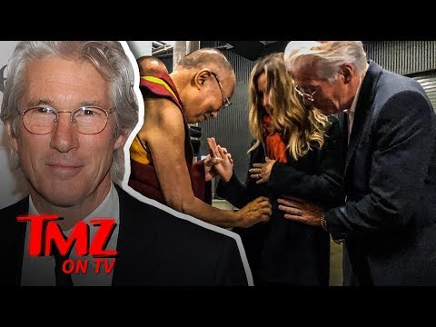 Richard Gere Is Having A Baby!  TMZ TV