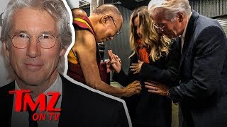 Richard Gere Is Having A Baby! | TMZ TV